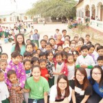 Learning from the children of Myanmar