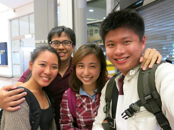 Defining my own adventure: An overseas exchange experience