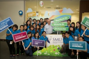 Have a fun weekend at SMU Open House!