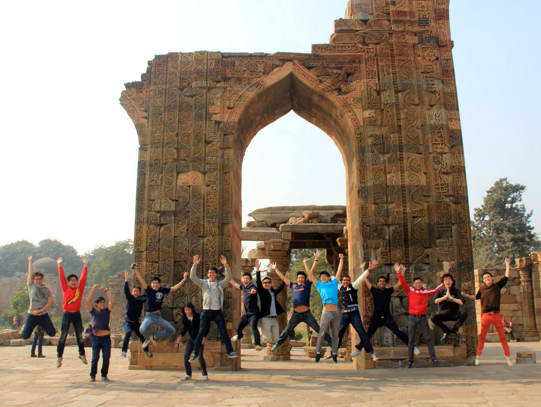 A trip to India: An Accounting Study Mission