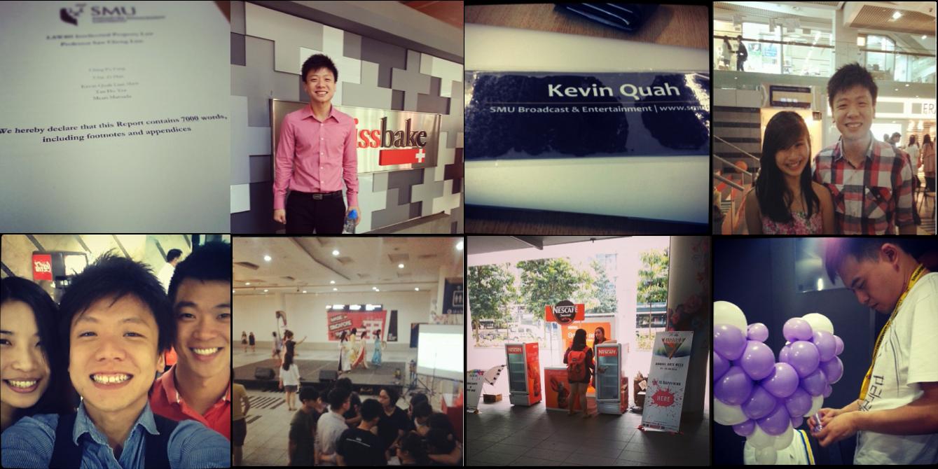 "SMU Journeys: Kevin's ""Building Block"" Semester"