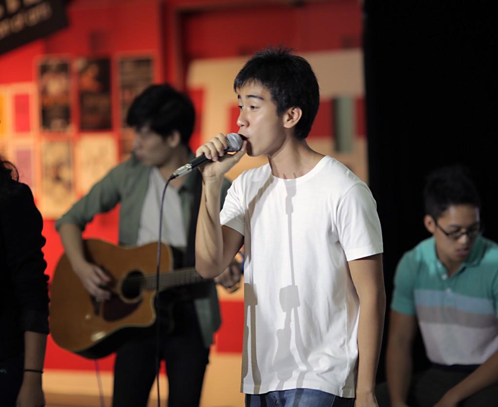 SMU Open House 2014 student performances