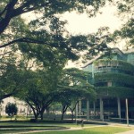 Smitten with SMU's city campus