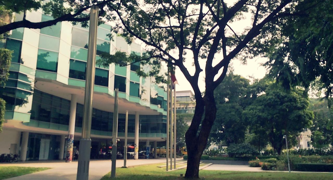 The SMU campus