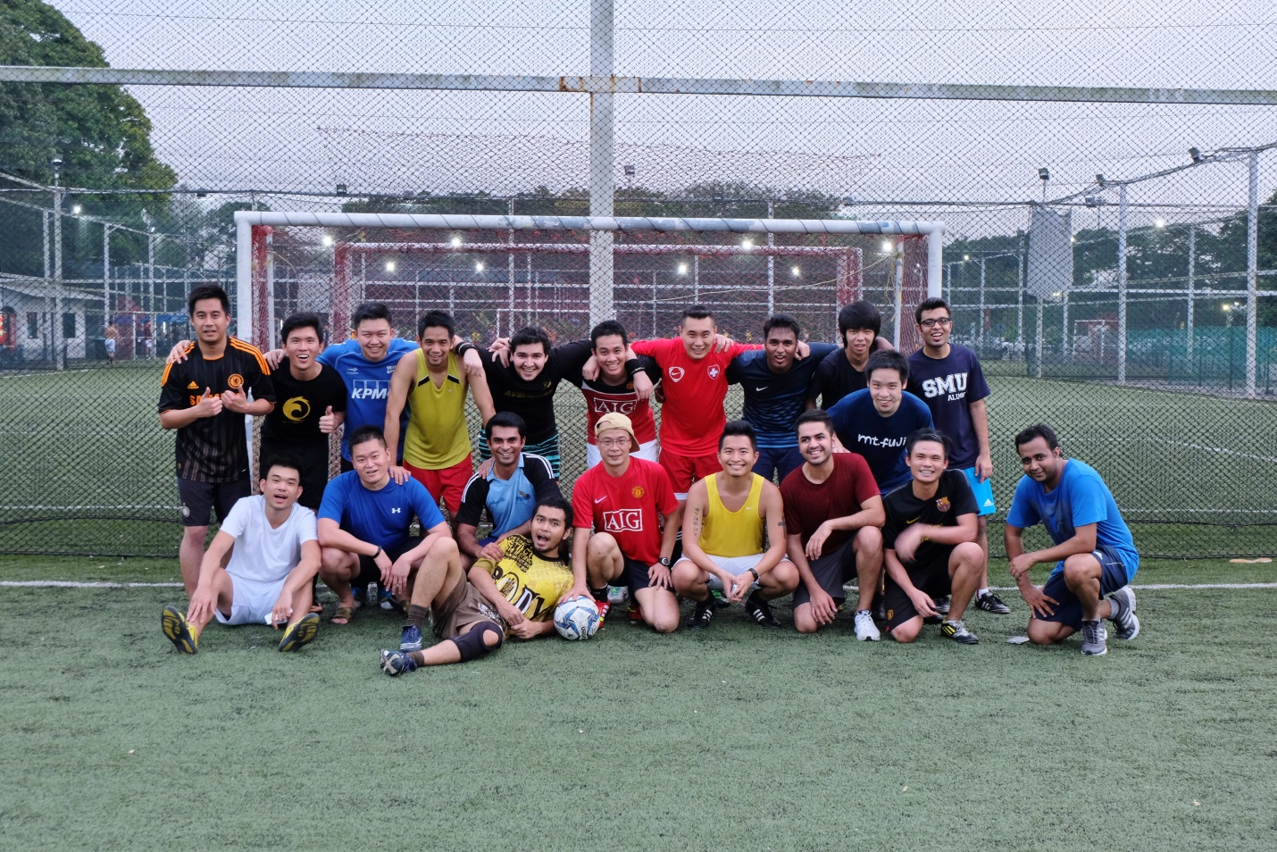 MM Students Football