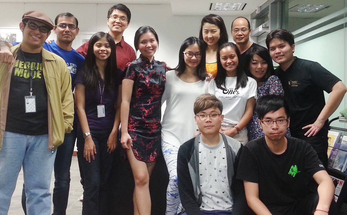 Our MBA journey: from a class to a family