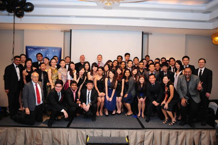 Pioneer MSc in Management graduating cohort establishes first Class Gift
