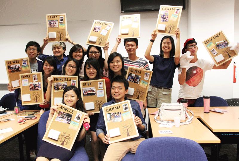 SMU Peer Helpers: students helping students