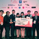 Team DingGo's journey to Asia Venture Challenge 2015