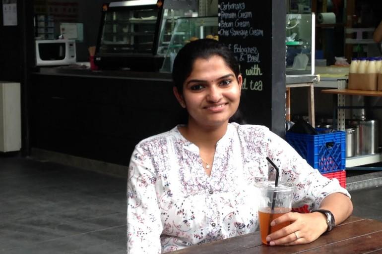 Meera Radhakrishnan, PhD in Information Systems