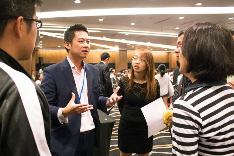MoolahSense CEO Lawrence Yong