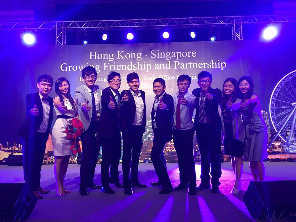 TechSociety at HKETO Gala Dinner