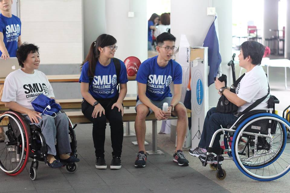 MDAS at SMU Challenge 2015