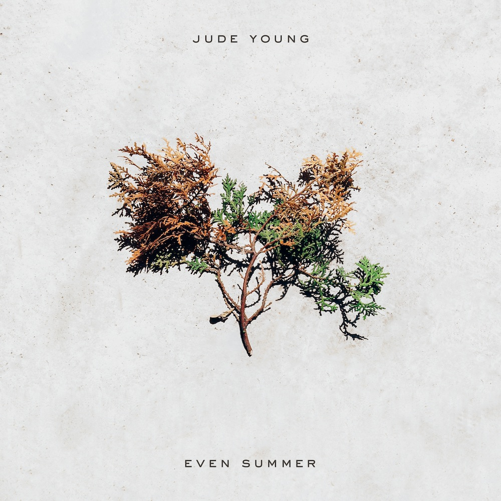 "Single ""Even Summer"" Cover Art"