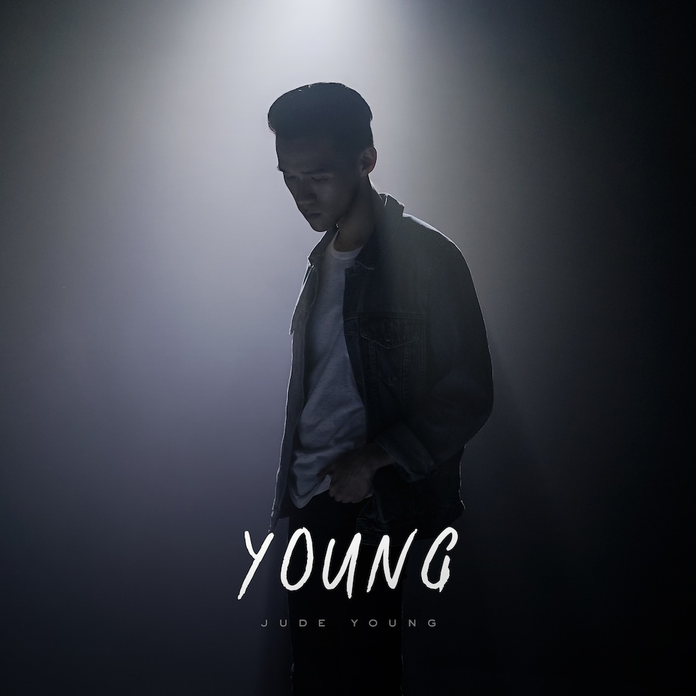 """Young"" single cover art"