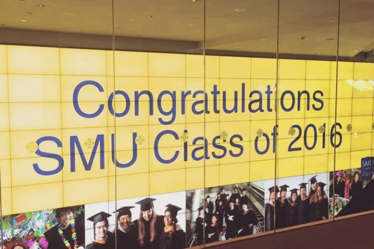 SMU Commencement 2016