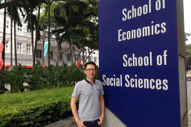 Liu Xiaobin PhD in Economics