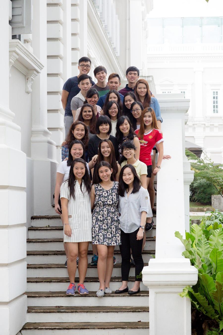 SMU Challenge 2016 Organising Committee