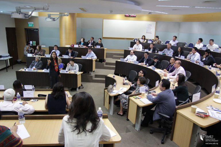 Future Ready Forum speaker Prof Anne-Valerie