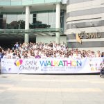 A Walk to Remember: Paving the Way to Doing Good