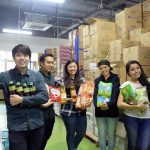 Stepping Up to Help the Needy
