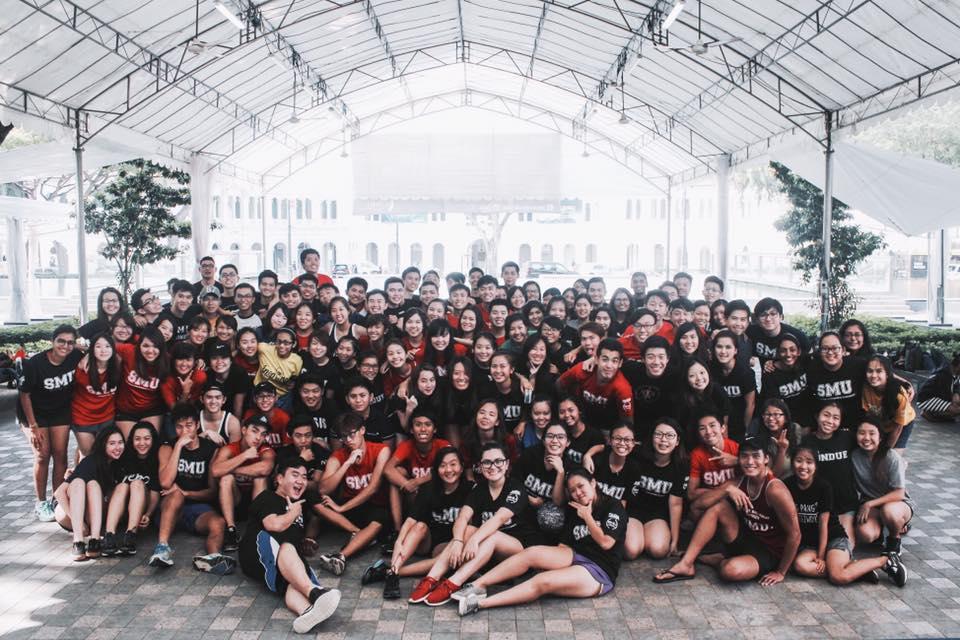 Photo by: SMU Freshmen Orientation Camp 2016