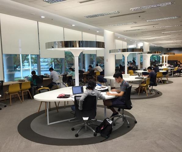 SMU library