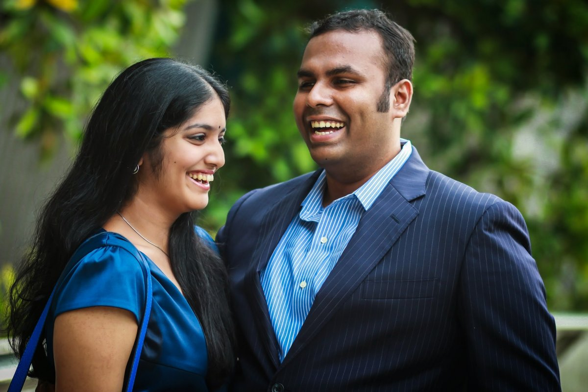 Meet the Power Couple in MBA