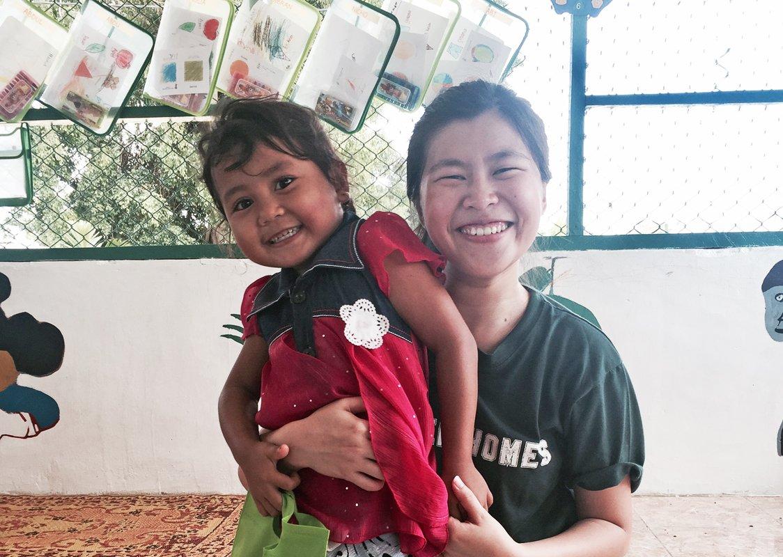 Project Sukacita V:  The Climb Towards Better Education in Indonesia with SMU Tanoto Scholars