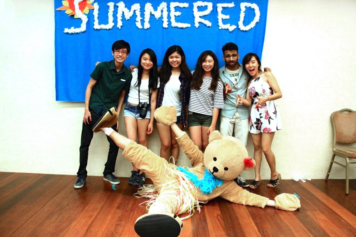 SMU Accountancy: Failure is Only an Opportunity to Discover Success