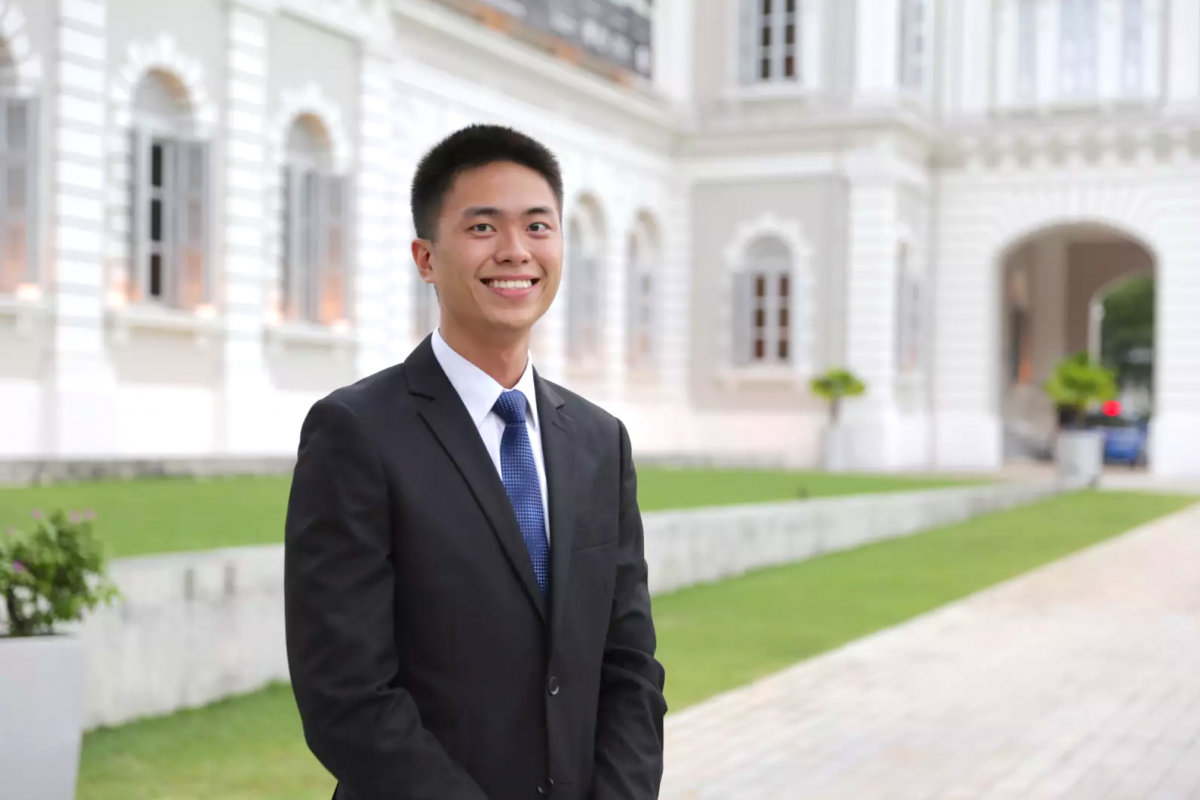 Q&A interview with Justin Bay – SMU Business Management & Accountancy Student
