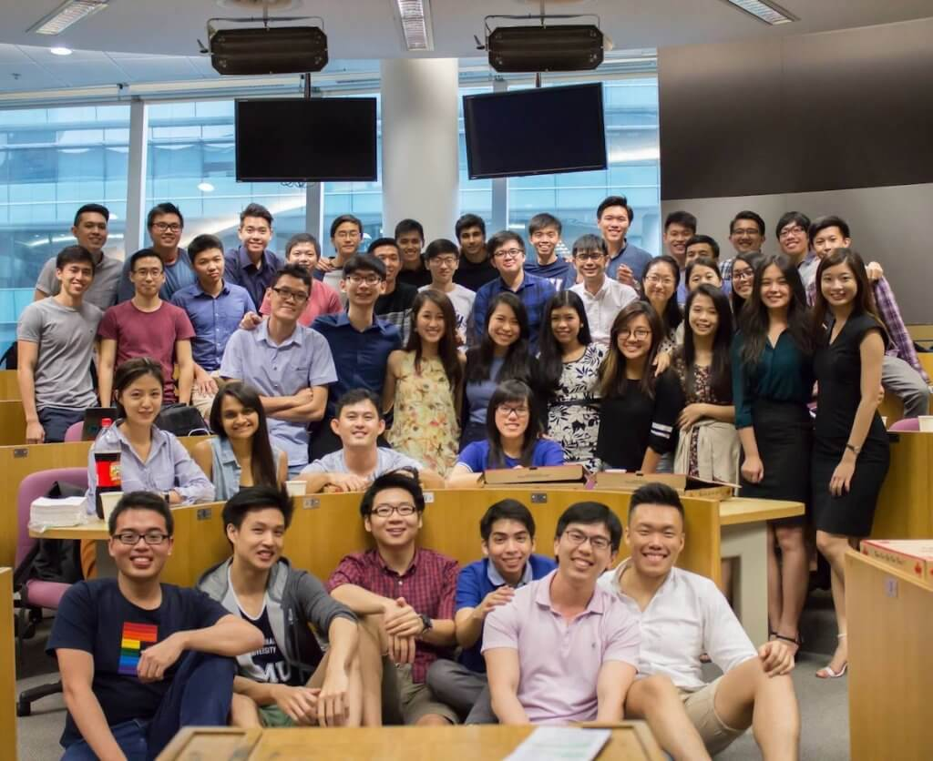 The SMU EYE Investment Group