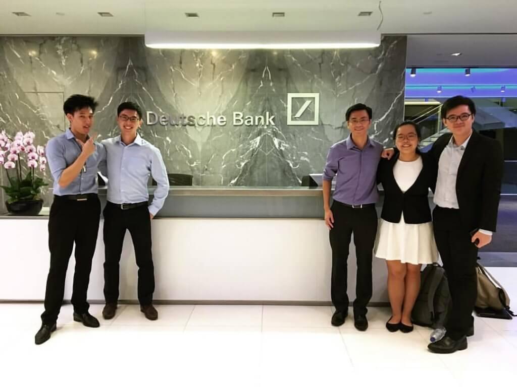 EYE Group speaking at Deutsche Bank