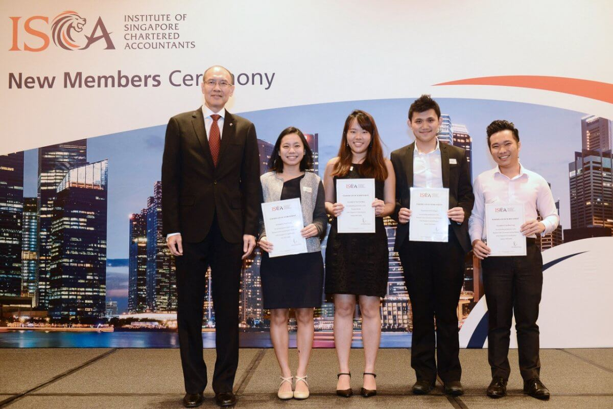 Top Scorers Share Insights on the Singapore CA Qualification Programme