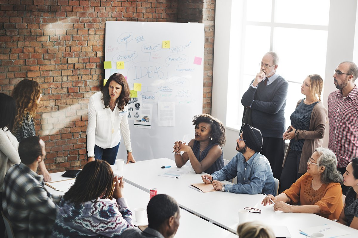 """5 Ways Women Can """"Lean In"""" and be a Disruptor"""