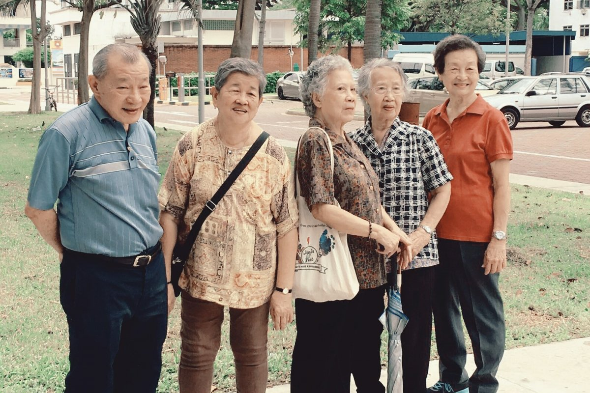 Out of Hospital and Into the Home: Ageing Transformed Through Tech