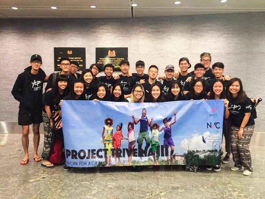 Project Triveria III Team