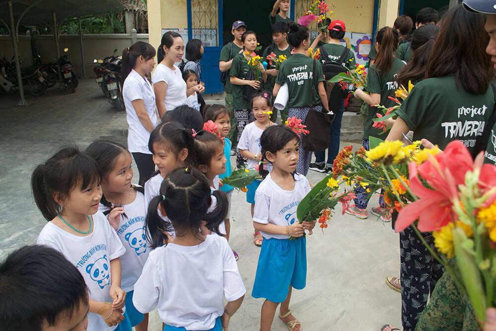 Hoa Mi 1 Kindergarten