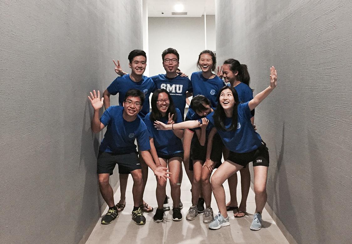 My SMU Law Freshman Year: Lydia Tan