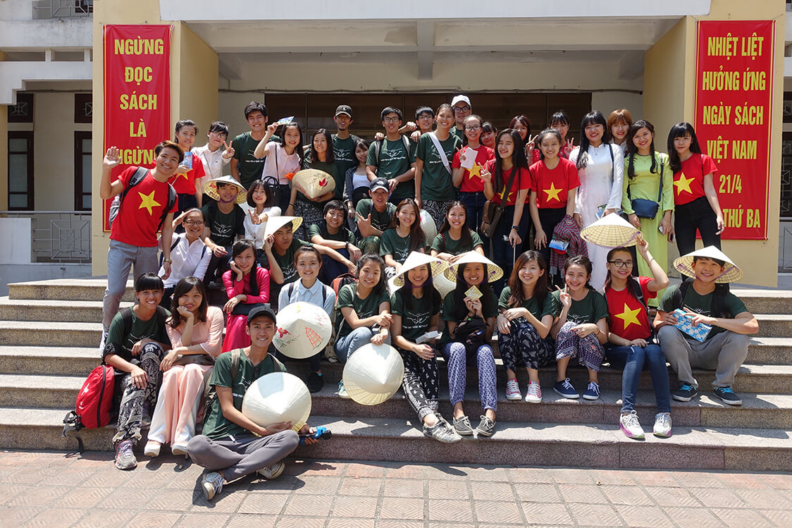 Finding Myself Through Project Triveria in Vietnam