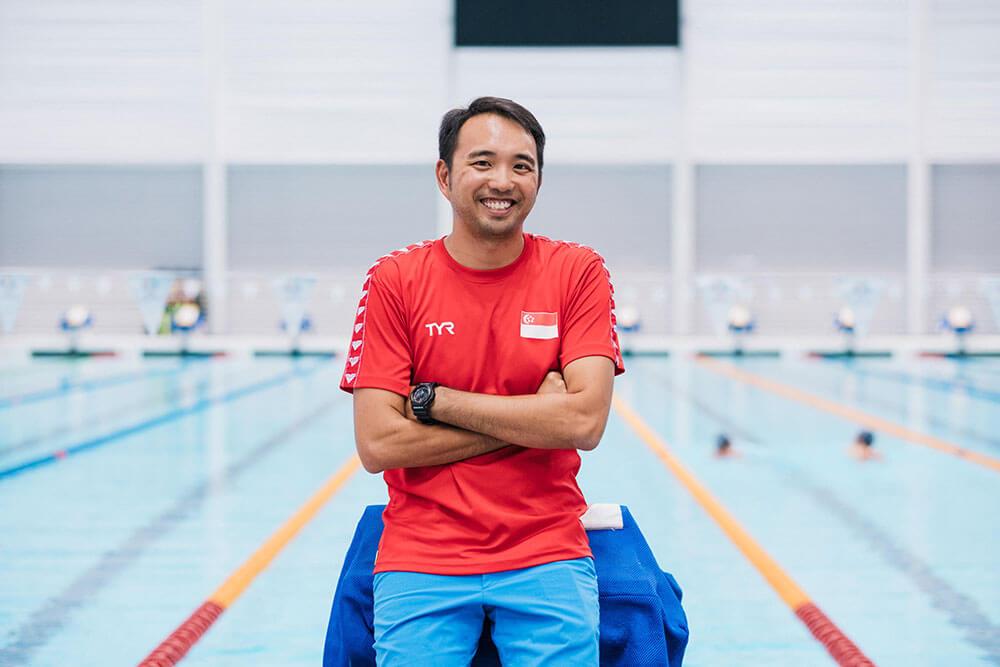 Leonard Tan coaching