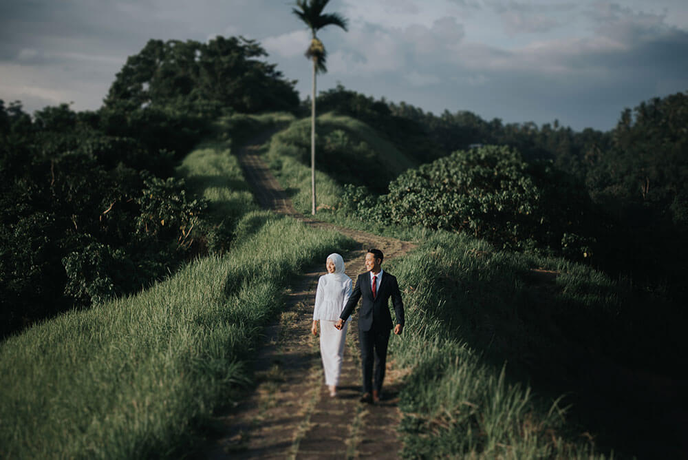 First Couple in Bali