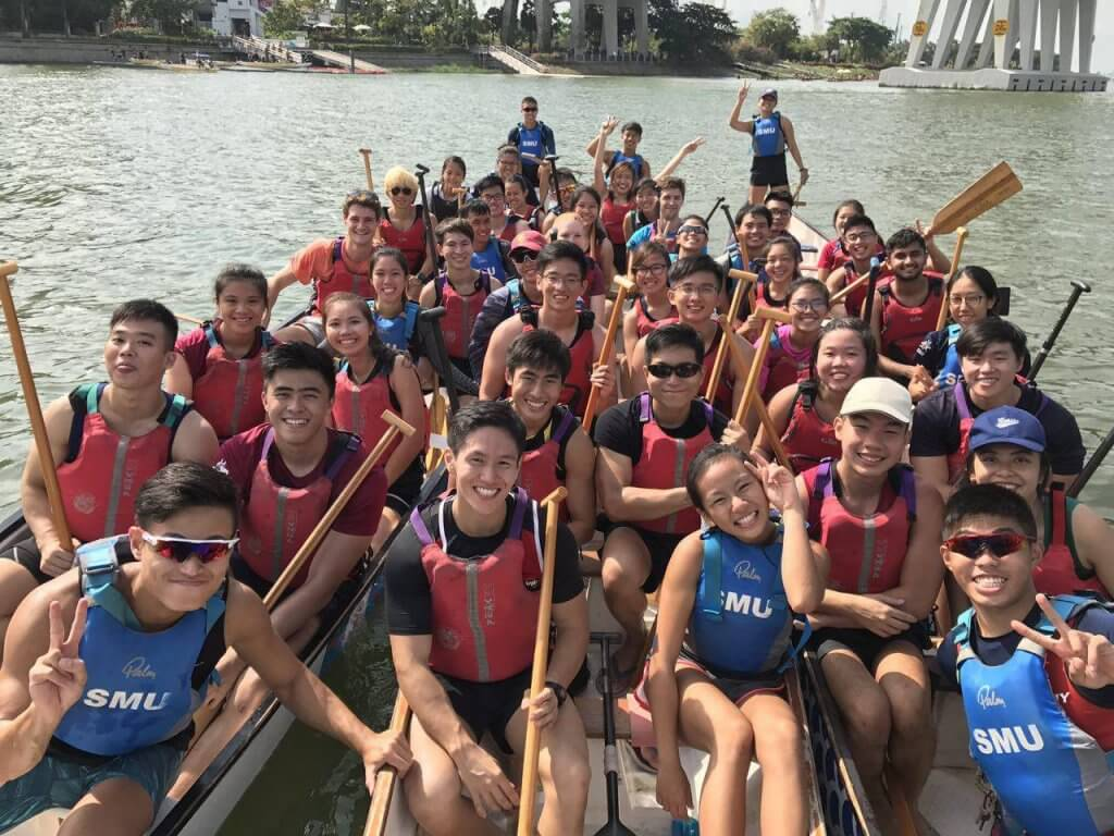 SMU Dragonboat