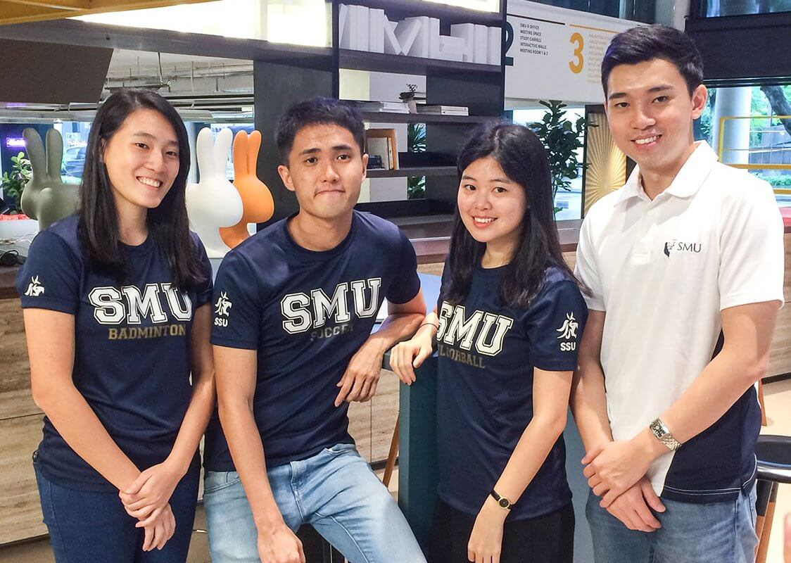 SMU-X Projects Take Chatbots and VPAs to the Ministry of Foreign Affairs