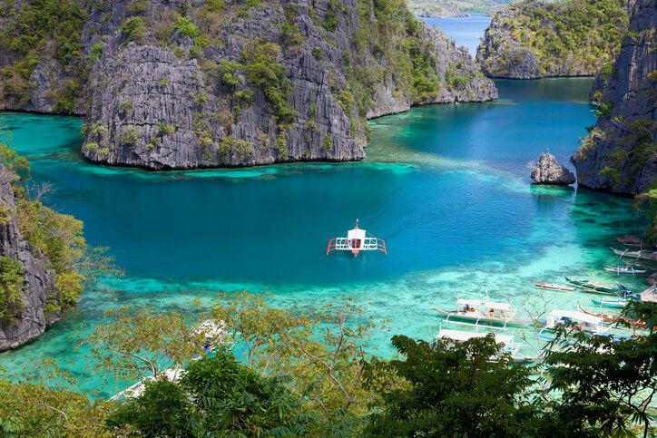 Calamian archipelago, Palawan, Philippines.