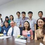 An Inspiring Lunch with SMU's President Professor Arnoud De Meyer