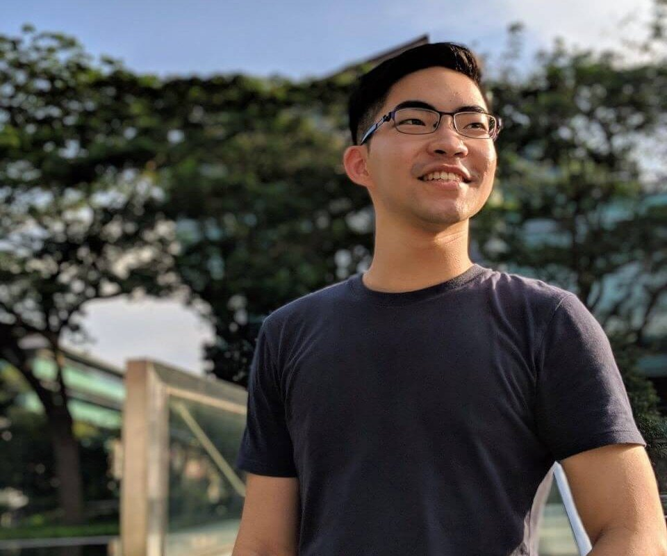 Finding His Voice and Meeting His Goal in SMU