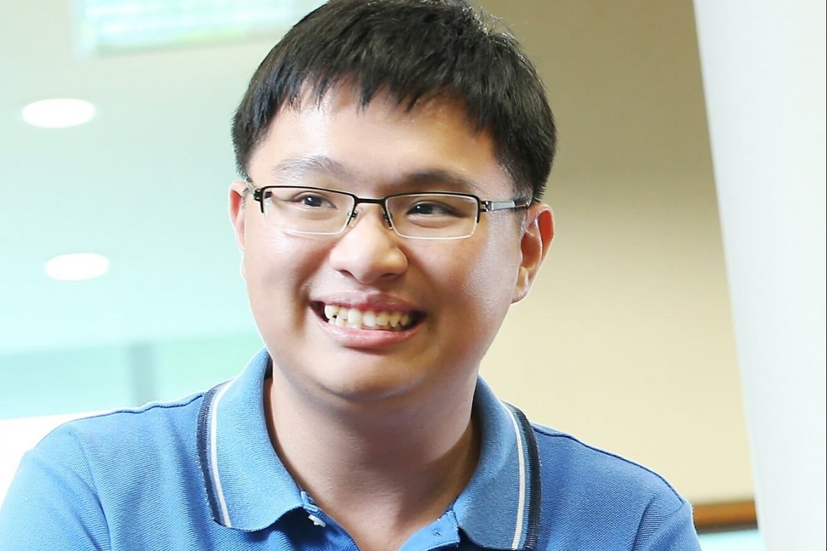 Perseverance—An SMU Accountancy Graduate's Answer to Success