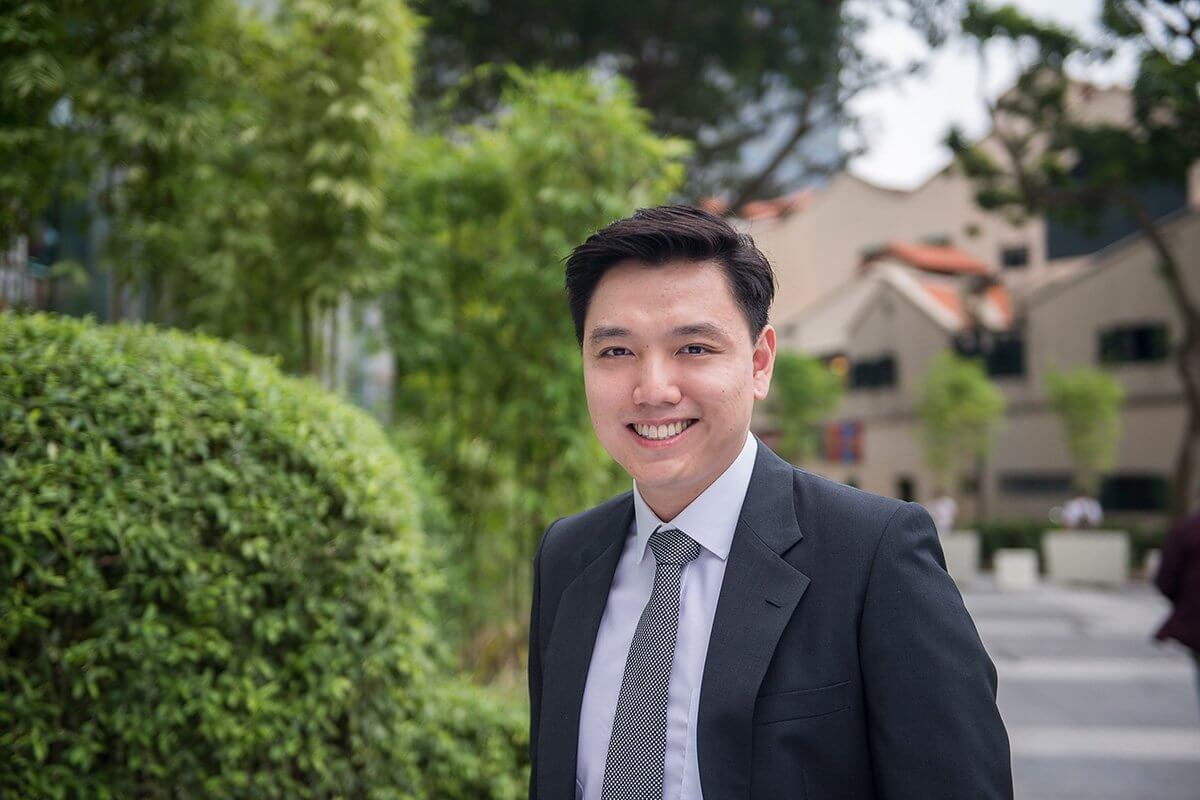 From a Sociology Major to One of Singapore's Most Influential Lawyers