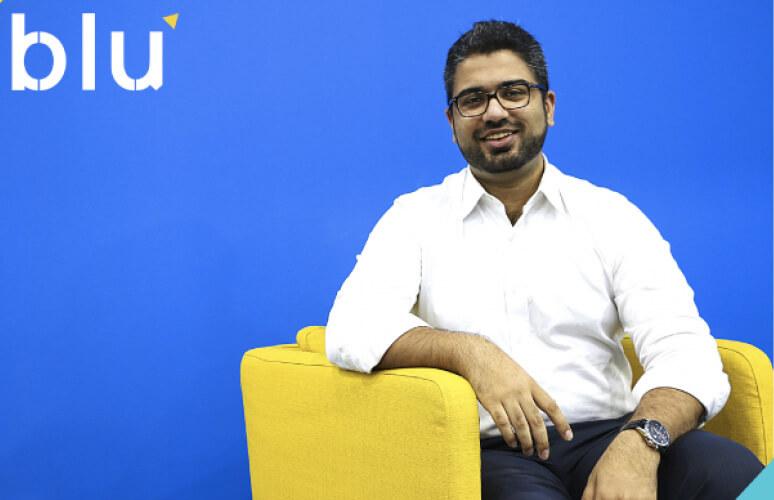 Blu: Here to Revolutionise Retail Logistics